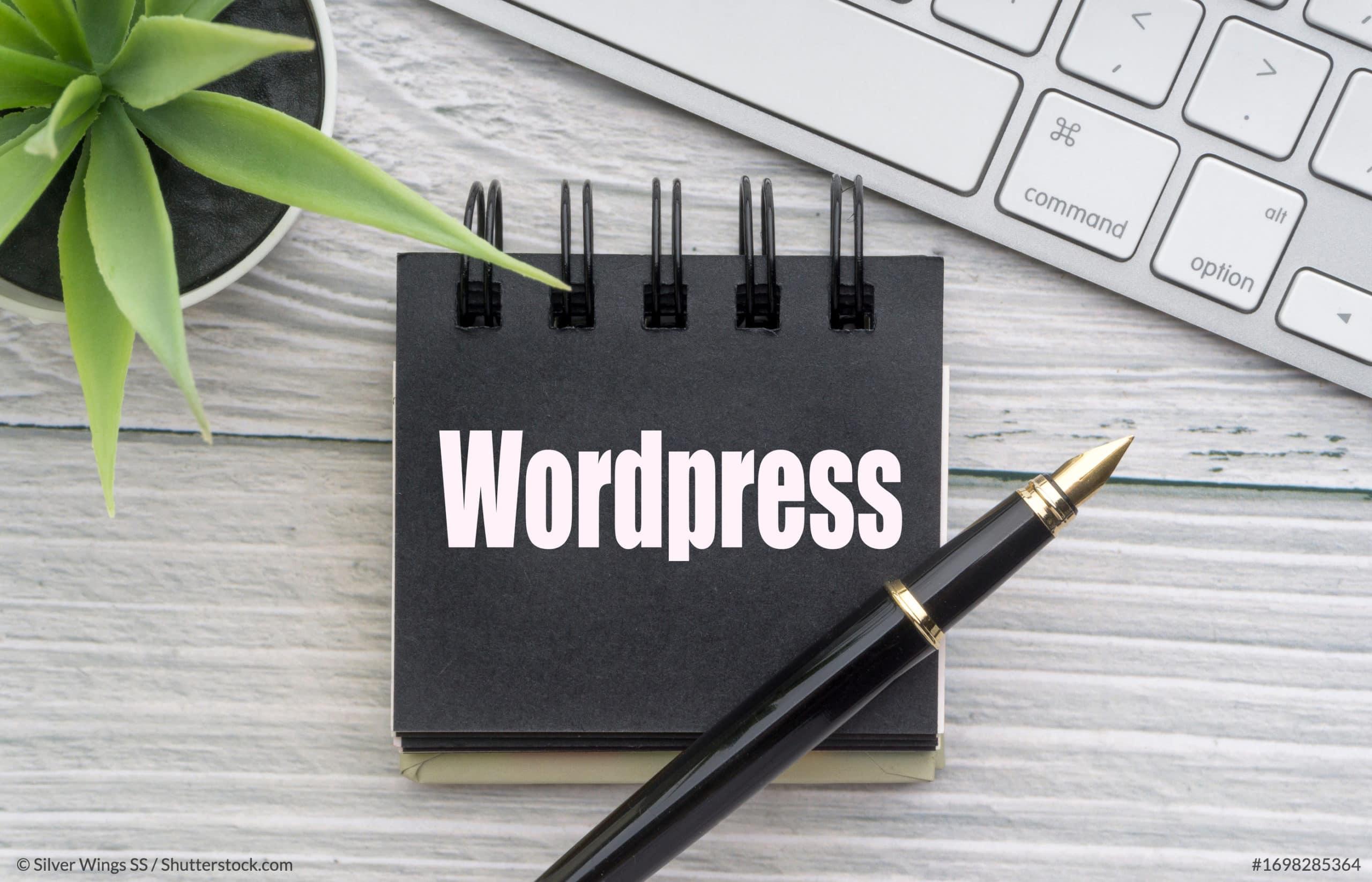 Wordpress-Umzug